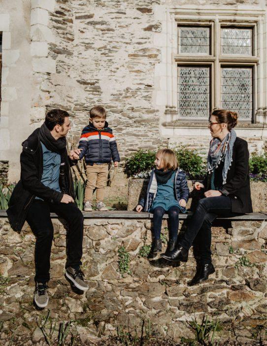 Séance-famille-enfants-béhuard-Angers-Photographe-Loire